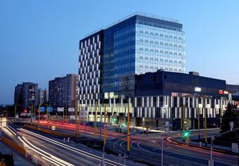 Aupark Tower Kosice